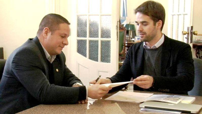 Anderson Garcia e Eduardo