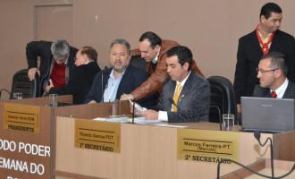 Câmara derruba quatro vetos de Eduardo Leite