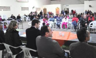 Prefeitura vai à Colônia Z3 discutir prioridades da comunidade