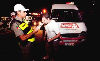 Plantão de Polícia: Balada Segura reduz autuados por embriaguez