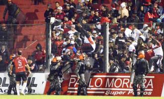 Brasil deve ser punido por agressão a auxiliar de arbitragem