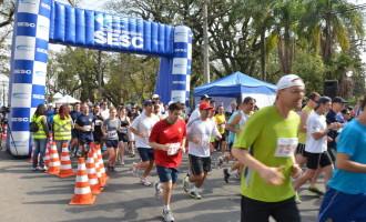Etapa Pelotas do Circuito Sesc de Corridas acontece neste domingo