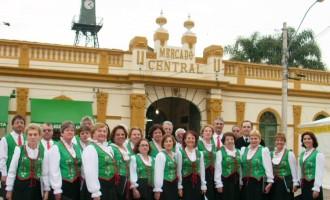 Coral da Sociedade Italiana participa de evento na Argentina