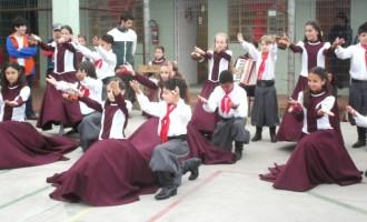 Invernada das escolas marcam as comemorações da Semana Farroupilha
