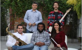 Grupo Popó & Trio no Quartas no Lyceu