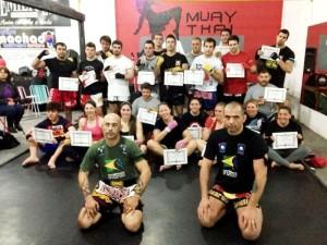 Muay Thai Combat 03