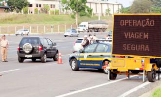 Operação Viagem Segura do feriado Farroupilha começa na virada de quinta para sexta-feira