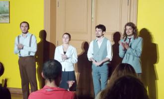 Quartas no Lyceu recebeu o grupo GEPPAC no módulo Artes Cênicas