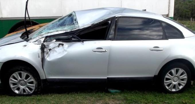 Vereador Roger Ney está se restabelecendo de acidente