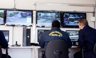 Central de Monitoramento da Guarda Municipal é inaugurada em Pelotas
