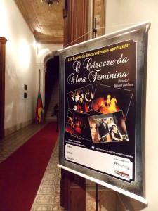 Teatro UFPel O Cárcere da Alma Feminina