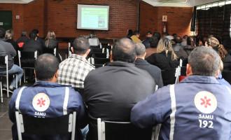 Núcleo de Educação em Urgências do Estado promove capacitação do SAMU