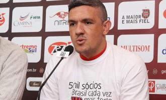 Confirmada a permanência de Éder Machado no time Rubro Negro