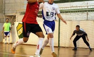 Citadino Adulto de Futsal é definido