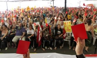 Categoria decide suspender greve e continuar pressionando pelas reivindicações
