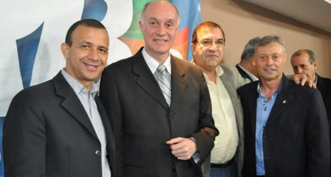 Lideranças e filiados do PRB lotam plenário da Câmara