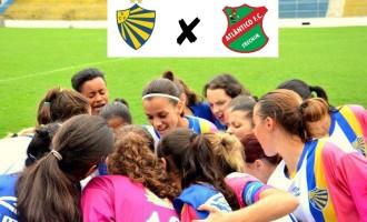 Equipe de futebol feminina do Pelotas tenta classificação para a final do Campeonato Gaúcho