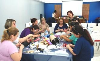 Educação Infantil: profissionais participam de oficina