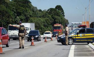 Feriadão tem operação para reduzir acidentes