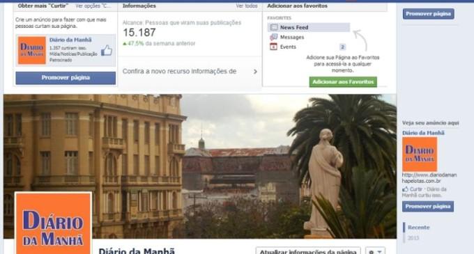 Falha no Facebook começa a ser corrigida
