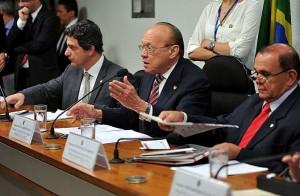 Apenas um destaque apresentado pelos deputados foi acolhido pelo relator – Fotos Zeca Ribeiro / Câmara dos Deputados