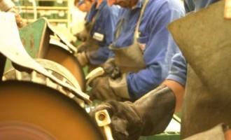 Confiança do industrial gaúcho recua em outubro