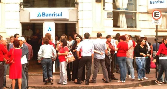 Banrisul solicita mediação do TRT/ RS para encerrar a paralisação