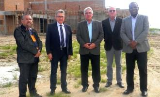 Vice-governador conhece estrutura da Unimed-Pelotas
