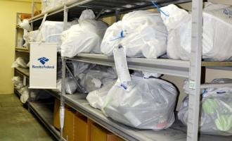 Receita Federal realiza Operação Tentaculum e apreende contrabando em Pelotas