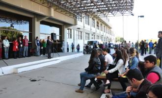 UFPel recepciona novos estudantes com a Calourada de Primavera