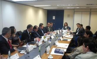 Reunião dos chefes de Polícia em Brasília