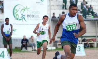 Etapa Jaguarão reúne mais de 70 atletas na etapa do Circuito Ecosul de Atletismo