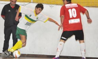 Brasil e Planeta estreiam com vitória no Citadino de Futsal