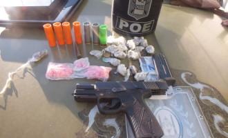 ECSTASY: BM prende envolvidos com tráfico