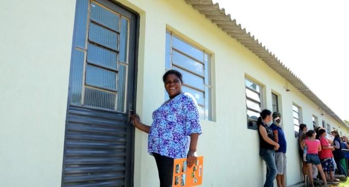 Loteamento Mauá recebe as primeiras famílias