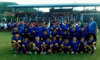 Futebol: Escolinha do Lobo abre inscrições