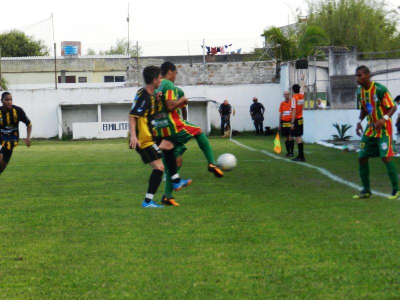 Tricolor vem de vitória por 2 a 0 sobre o Bagé, sábado, no Fragata