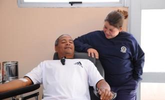 Guarda Mirim organiza campanha de doação de sangue