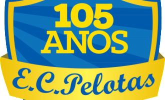 E.C Pelotas divulga programação dos 105 anos