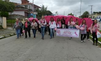 Capão do Leão realiza caminhada pelo câncer de mama