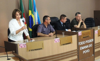 Liga Espírita Pelotense realiza audiência pública na Câmara Municipal