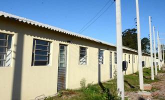 38 famílias serão realocadas no loteamento Barão de Mauá