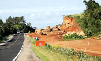 BR-116/RS será interditada no km 374 às Quartas-feiras