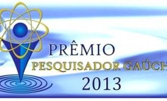 Fapergs divulga lista de agraciados no Prêmio Pesquisador Gaúcho