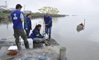 Qualidade da água é monitorada nas obras de duplicação da BR-116/392