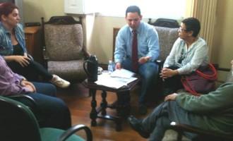 Vereador Rafael Amaral e Associação de Surdos buscam apoio