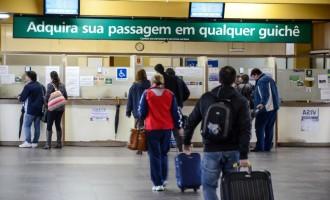 Viagens Interestaduais aumentam de valor