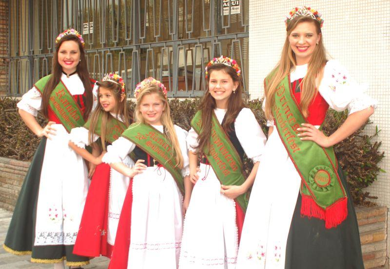 Cortes da Festa convidam população para brincar e se divertir nos três dias de muitas atrações FOTO:  HFJ/DM