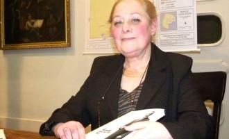 """Vera Abuchaim na """"Conversa com o Autor"""" da Bibliotheca Pública Pelotense"""