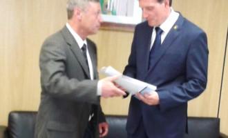 Vereador Waldomiro Lima cumpre agenda em Brasília